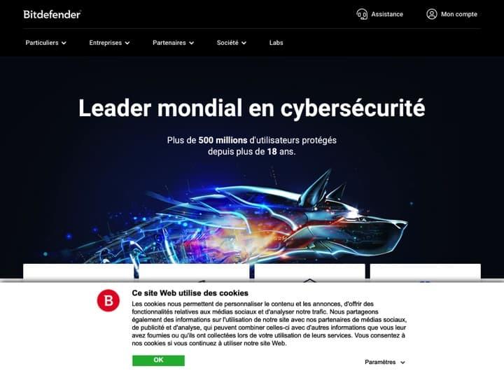 Meilleur logiciel de gestion du parc informatique (BYOD - bring your own device) : Bitdefender, Manageengine
