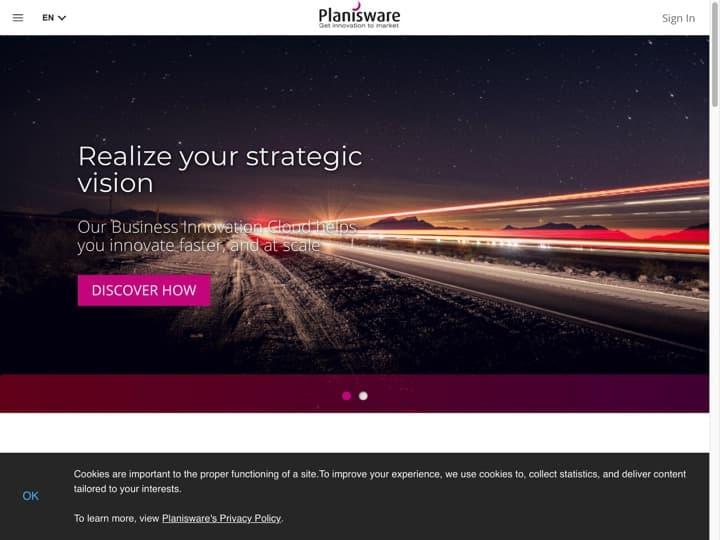 Meilleur logiciel de gestion du portefeuille de projets (PPM) : Planisware, Viragegroup