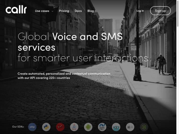 Meilleur logiciel de messagerie instantanée - live chat : Callr, Ottspott