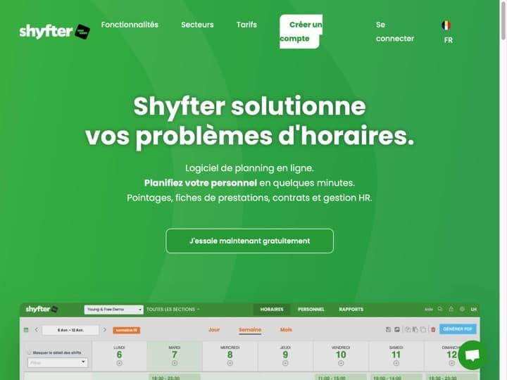 Meilleur logiciel de planification des ressources de production (MRP - Manufacturing Resources Planning) : Shyfter, Bluebee