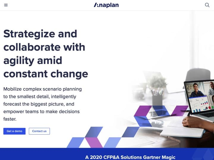 Meilleur logiciel de Planification - Planning - Organisation : Anaplan, Skello