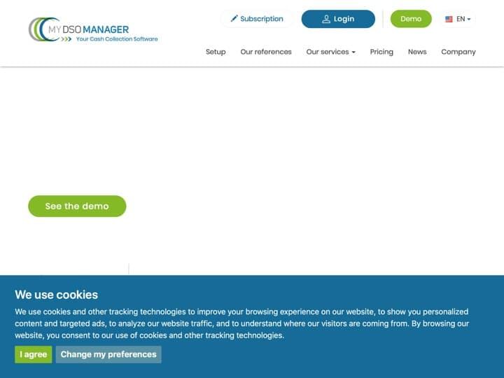 Meilleur logiciel de recouvrement : Mydsomanager, Finexkap