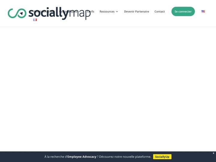 Meilleur logiciel de statistiques pour Twitter : Sociallymap, Bufferapp