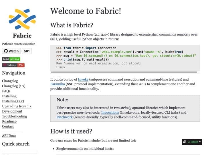 Meilleur logiciel de surveillance des erreurs et des exceptions mobiles : Fabfile, Fir
