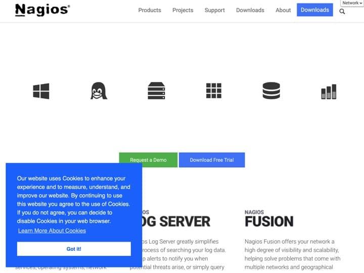 Meilleur logiciel de surveillance des serveurs informatiques : Nagios, Vmware