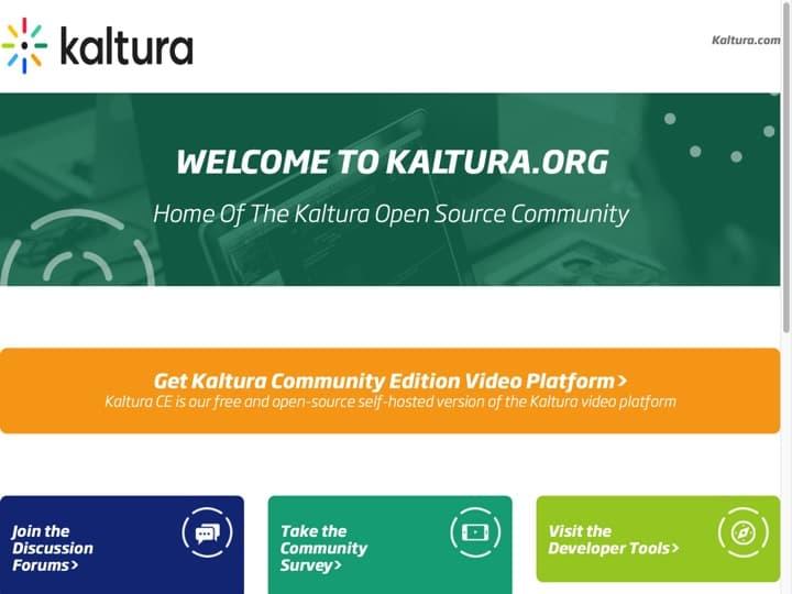Meilleur logiciel de transcodage des médias : Kaltura, Zencoder