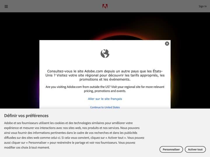 Meilleur logiciel d'emailing - envoi de newsletters : Adobe, Smartfocus