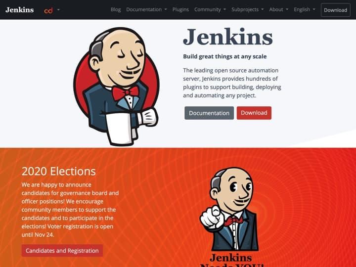 Meilleur logiciel d'intégration en continue : Jenkins Ci, Atlassian