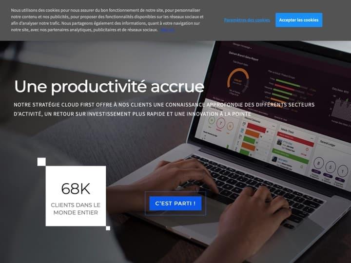Meilleur logiciel d'inventaire géré par le vendeur (VMI) : Infor, Epicor Vmi