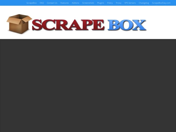 Meilleur logiciel pour scraper des données : Scrapebox, Parsehub