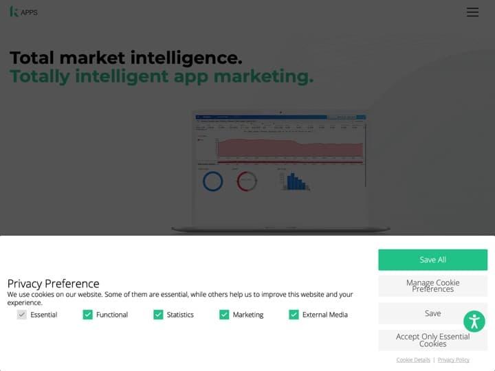 Meilleur logiciel Publicité mobile : Adquant, Addapptr