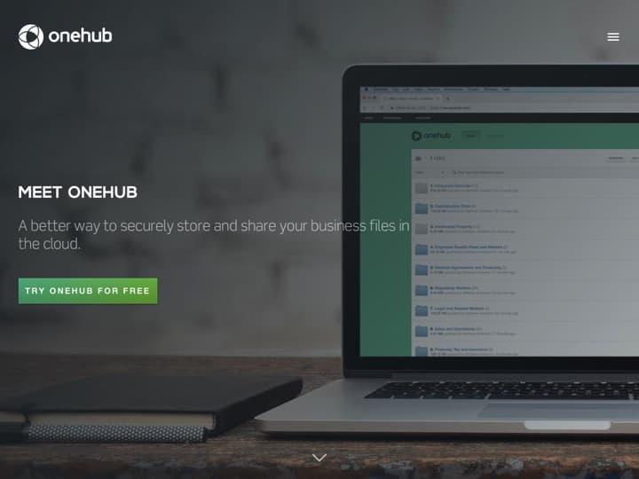 Meilleur logiciel Virtual Data Room (VDR - Salle de Données Virtuelles) : Onehub, Dotloop