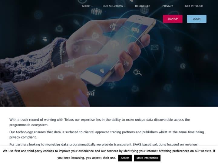 Meilleur Mobile ad exchange : Axonix