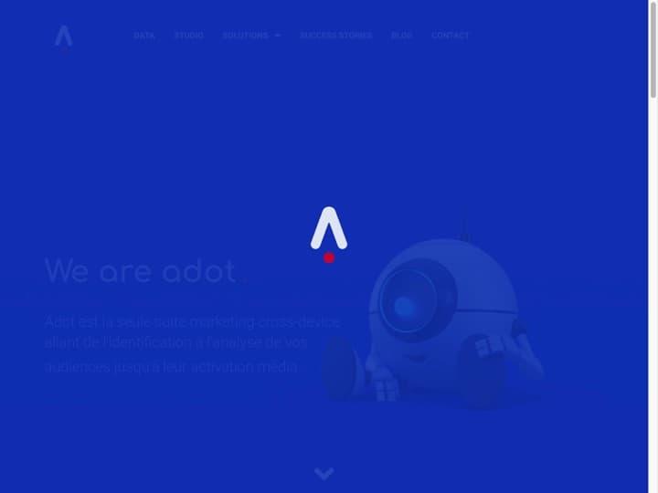 Meilleure plateforme de publicité programmatique : Adotmob, Adomik