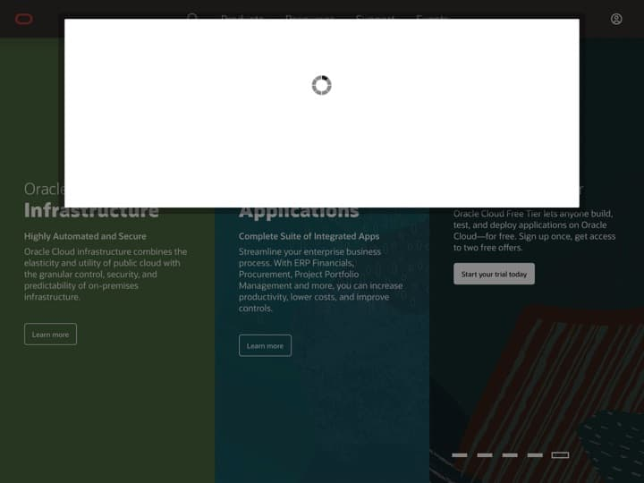 Meilleur serveur web et applications : Oracle, Litespeedtech