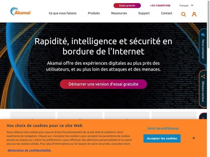 Meilleur service DNS : Akamai, Dnsmadeeasy
