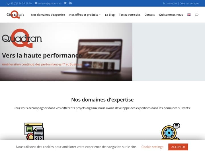 Meilleur test par crowdsourcing : Quadran, Rainforestqa