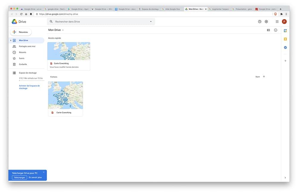 Avis Utilisateurs Google Drive