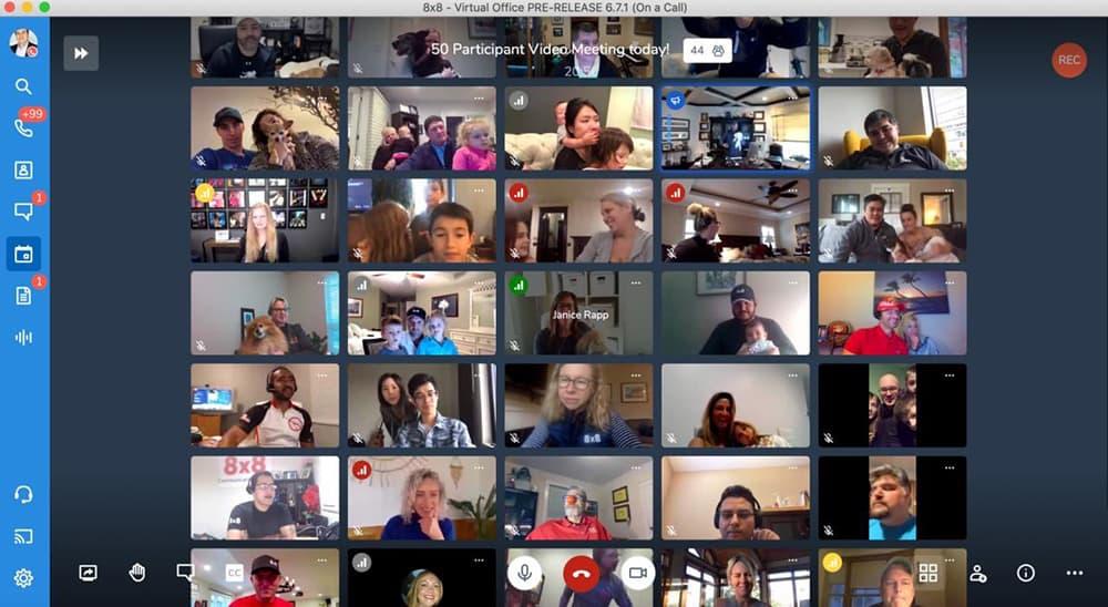 Jitsi Meet : logiciel vidéo-conférence