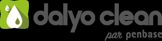 DALYO CLEAN Penbase H Logo Black