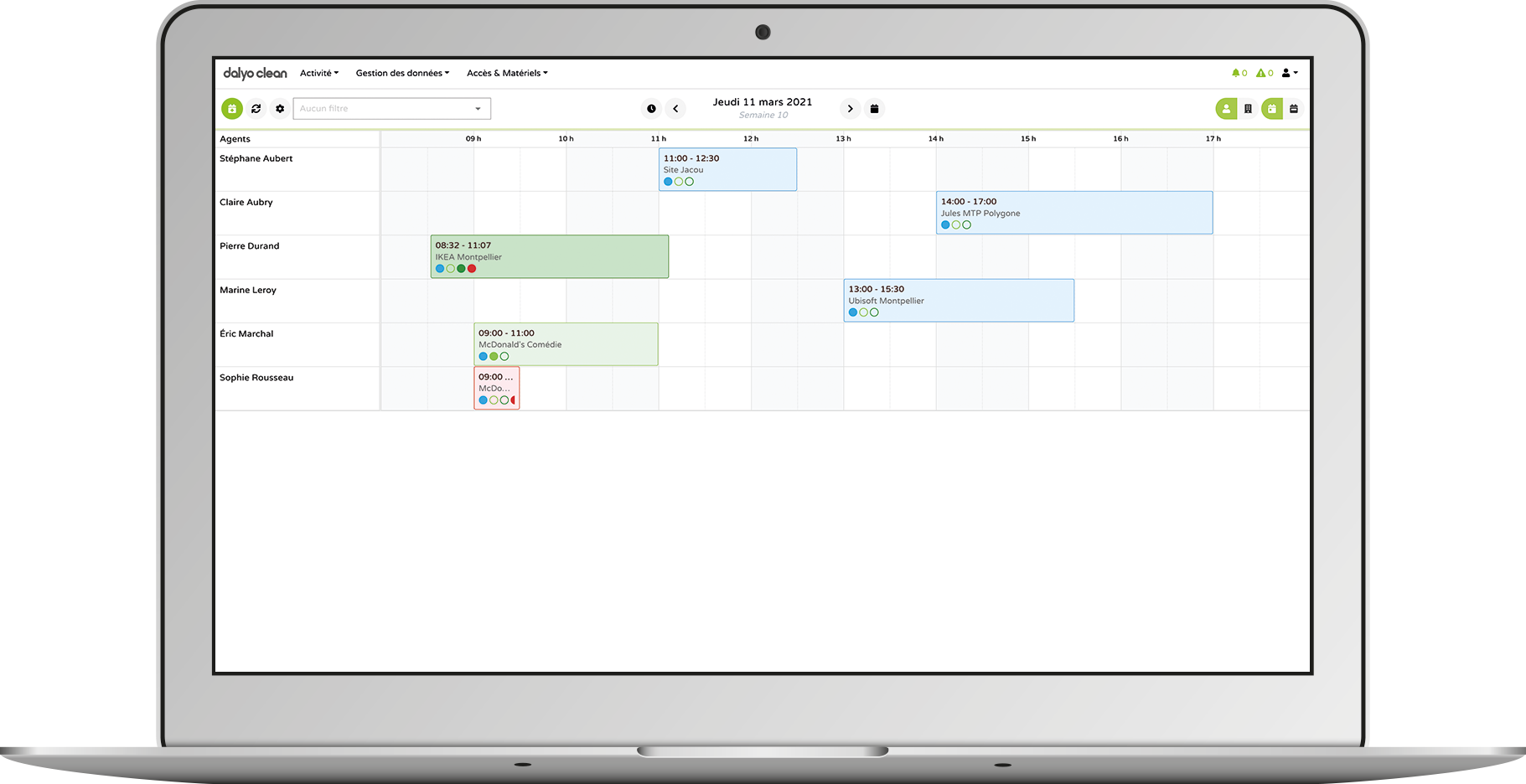 FR Mac Web Planning