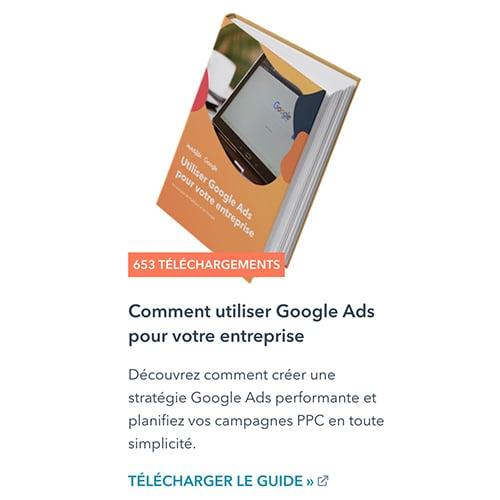 Comment utiliser Google Ads pour votre entreprise ?