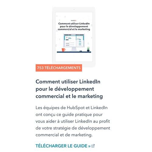 Comment utiliser LinkedIn pour le développement commercial et le marketing ?